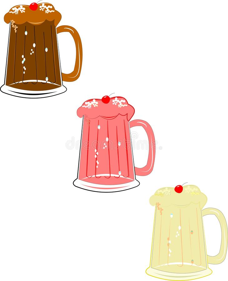 Download Ice Cream Floats Stock Photography - Image: 25867972