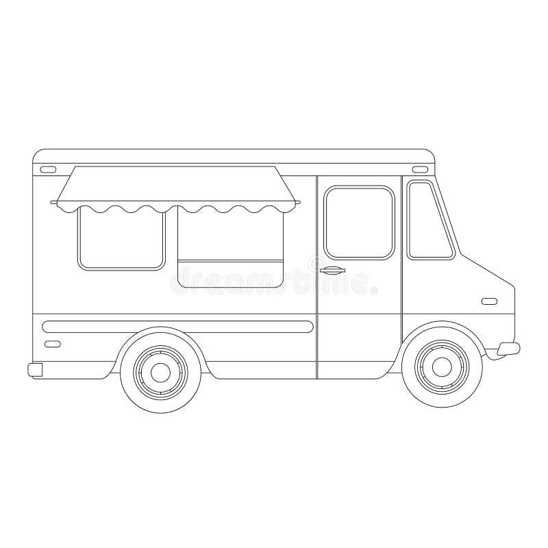 Ice Cream Truck Vector Stock Illustrations – 3,055 Ice Cream Truck Vector  Stock Illustrations, Vectors & Clipart - Dreamstime