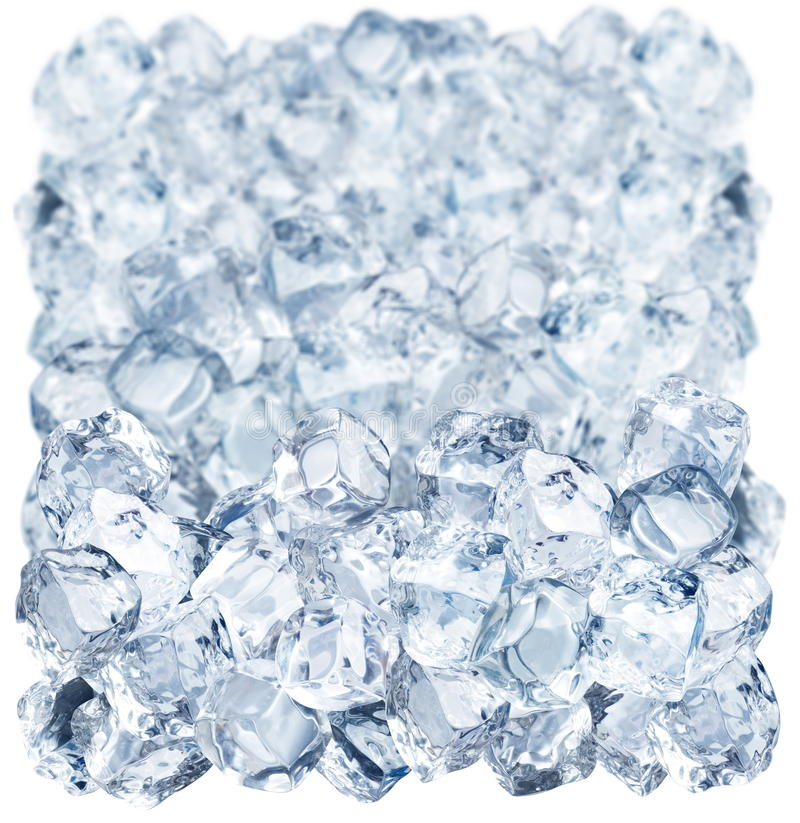 Download Ice cubes stock image. Image of refresh, solid, background - 14500895