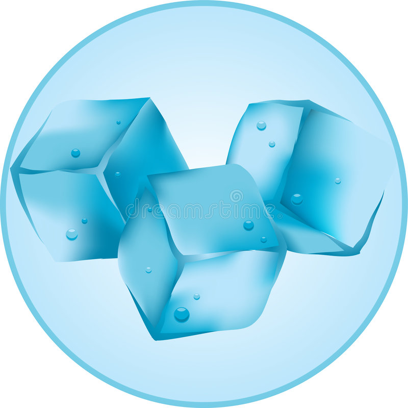 Download Ice Cubes Royalty Free Stock Photos - Image: 5710438