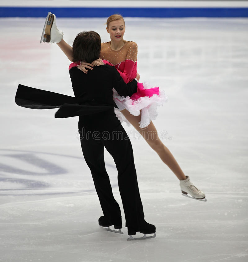 Download Ice Dance Editorial Photo - Image: 17366546