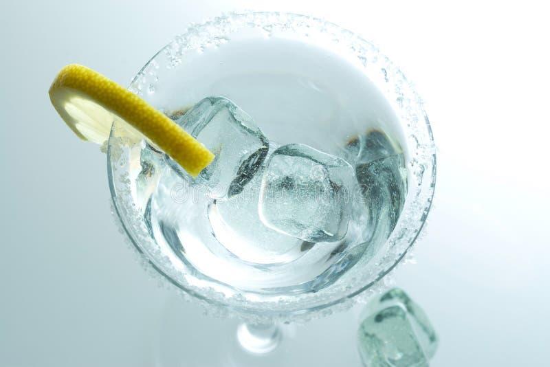 Ice drink - marguerita stock image