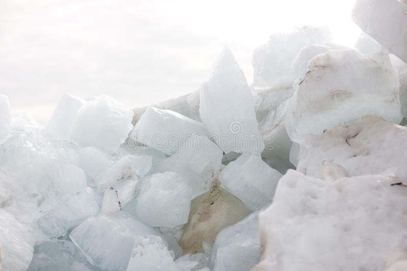 Download Ice heap stock image. Image of urban, cool, scene, north - 11816707