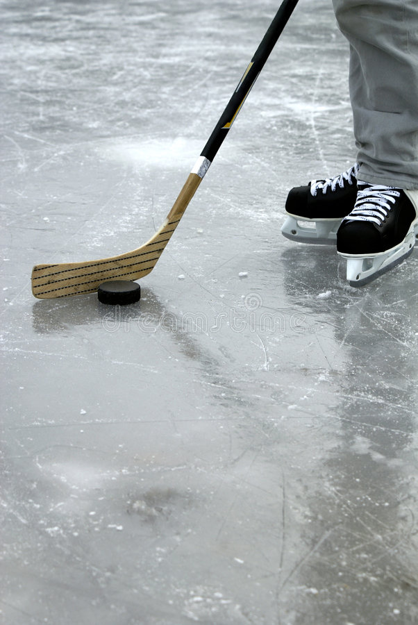 Free Ice Hockey Royalty Free Stock Photo - 2438825
