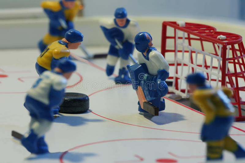 Download Ice hockey attack stock photo. Image of macro, game, gates - 83709896