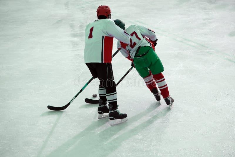 Ice Hockey Game skate skater start stick . Ice Hockey Game skate skater start stick royalty free stock photo