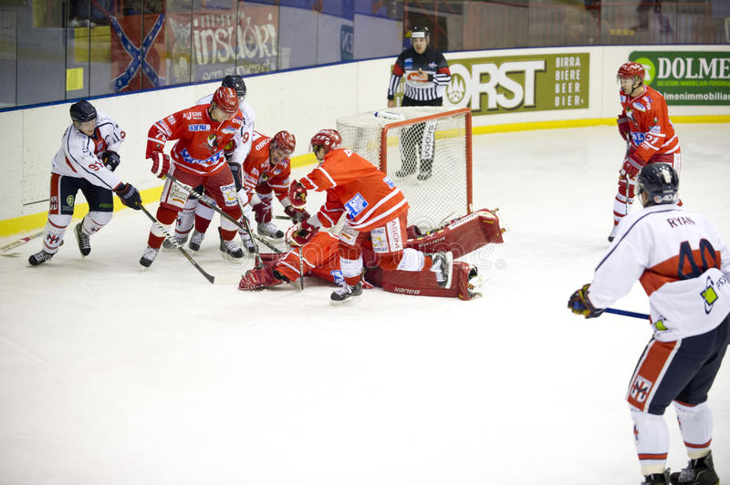 Ice Hockey Italian Premier League
