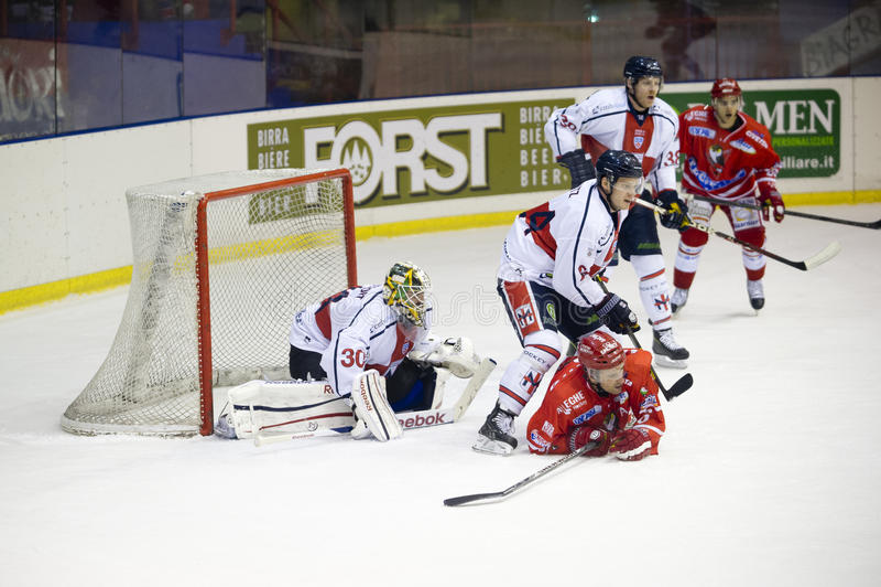 Download Ice Hockey Italian Premier League Editorial Image - Image: 27936040
