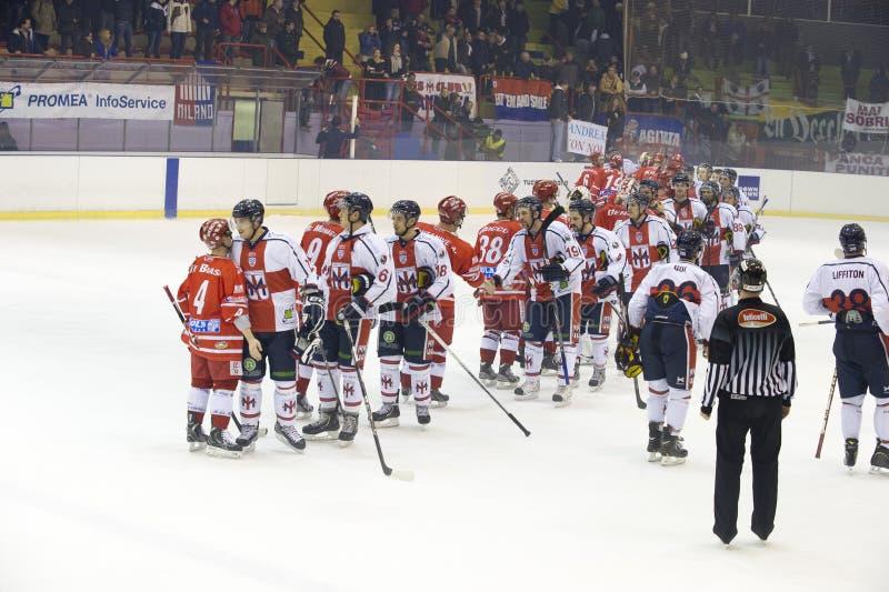Download Ice Hockey Italian Premier League Editorial Photo - Image: 27936141