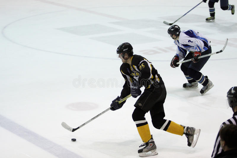 Download Ice hockey match editorial photo. Image of match, player - 13855516