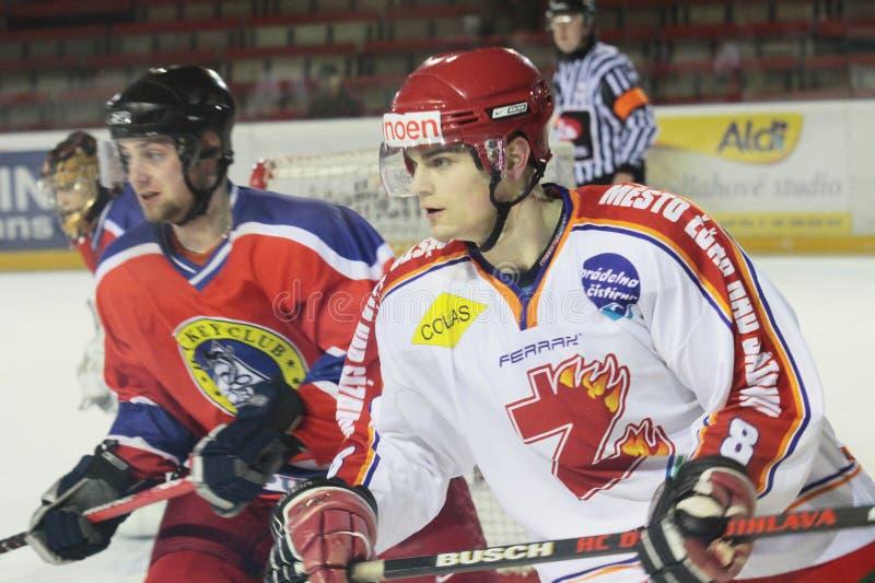 Ice Hockey Players Editorial Image