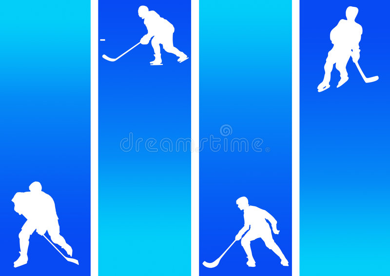 Download Ice hocky 05 stock illustration. Image of sports, games - 2365565