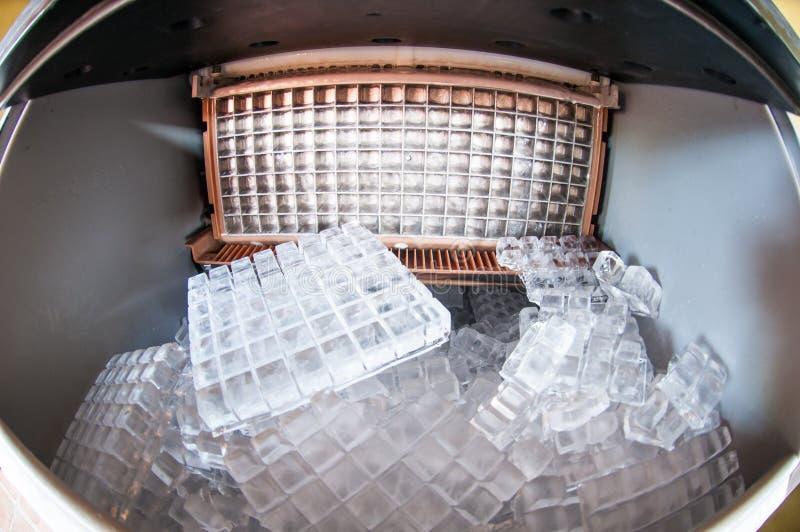 Ice machine royalty free stock photos