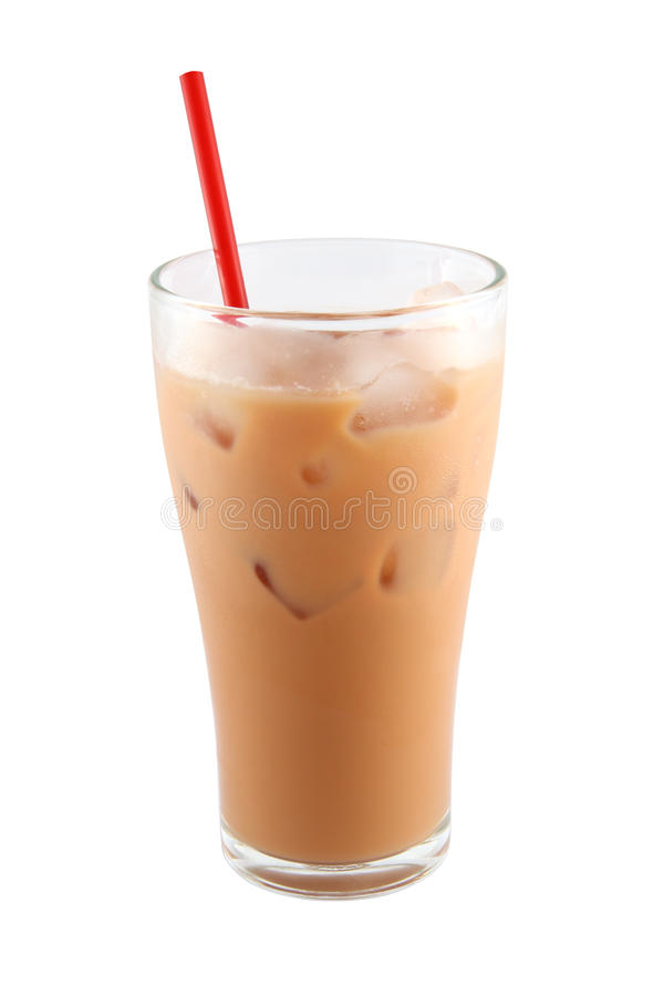 Free Ice Milk Tea Royalty Free Stock Photography - 22400527