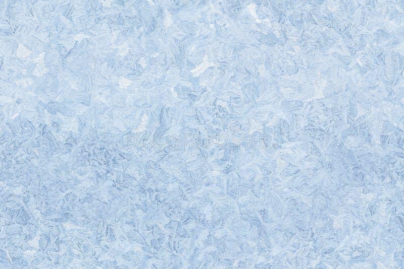 Ice pattern on window seamless background. Ice pattern on frozen window seamless background stock photos