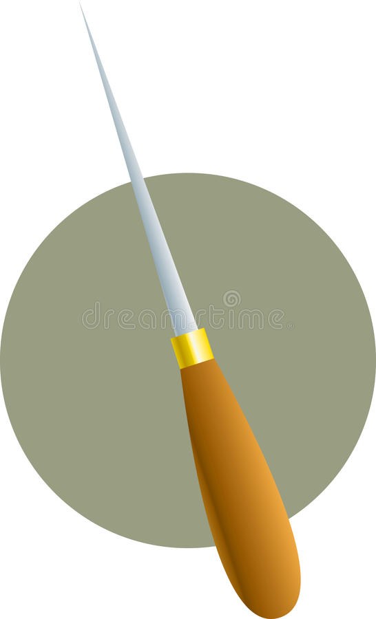 Free Ice Pick Tool Illustration Stock Photo - 12568380