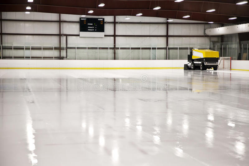 Download Ice rink stock image. Image of rink, zamboni, competition - 23519499