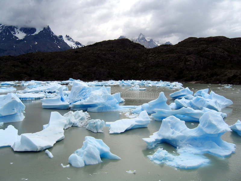 Download Ice Scuplture stock photo. Image of blue, chile, mountain - 192488