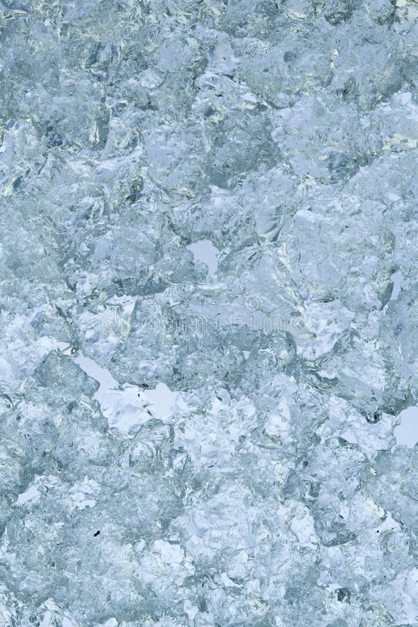 Ice shards. Background packed with ice royalty free stock images