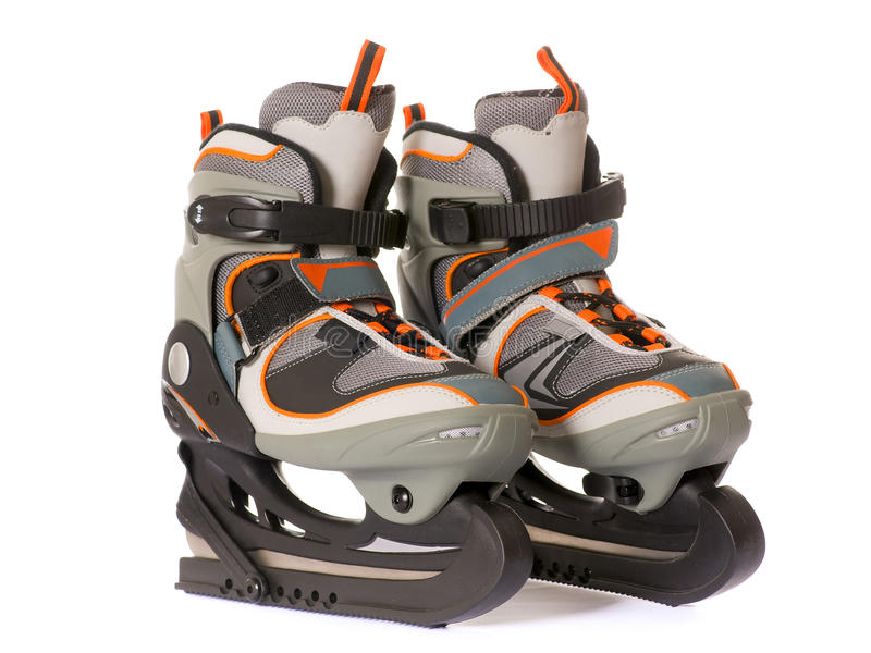 Download Ice skate stock image. Image of leisure, clipped, activity - 11992795