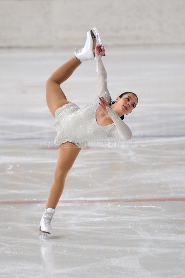 Download Ice Skater  At Italian Championship Editorial Photo - Image: 22793536