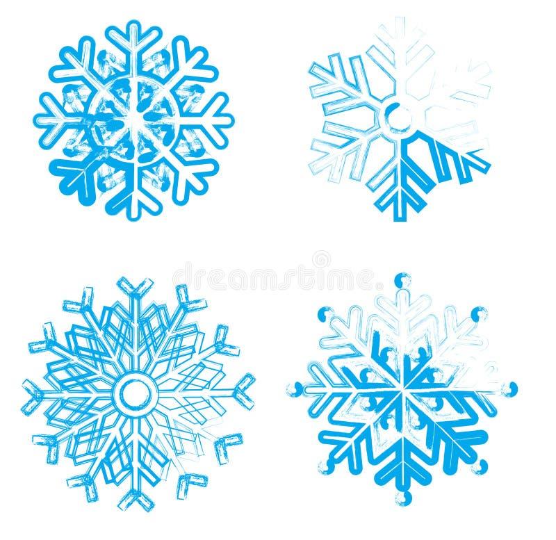 Free Ice Snowflakes Stock Photos - 22386783