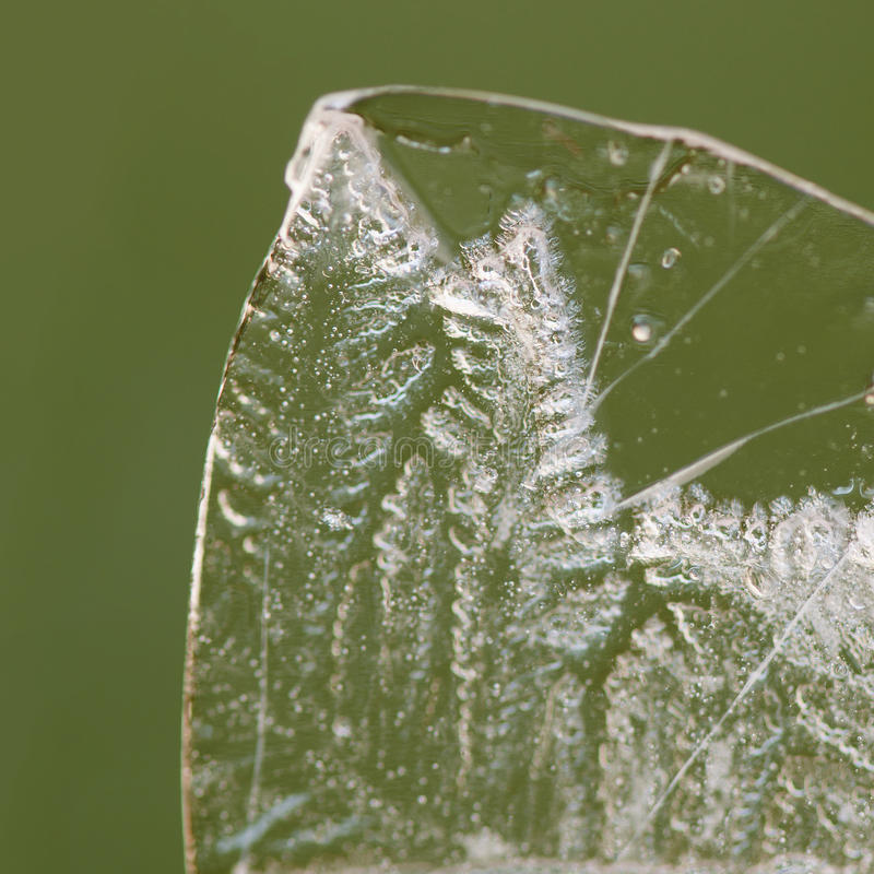 Ice Structure royalty free stock images