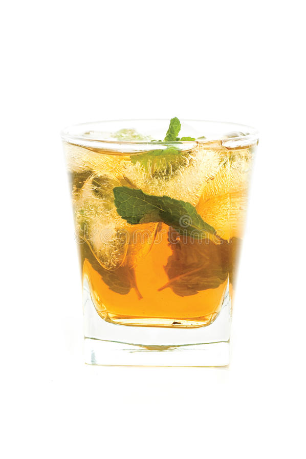 Free Ice Tea Royalty Free Stock Photo - 12631665