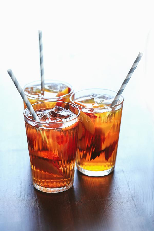 Free Ice Tea Drink Stock Images - 153580344