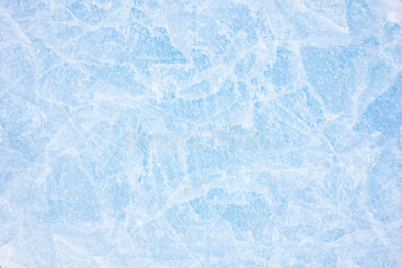 Ice texture. Texture of ice of Baikal lake in Siberia royalty free stock photography