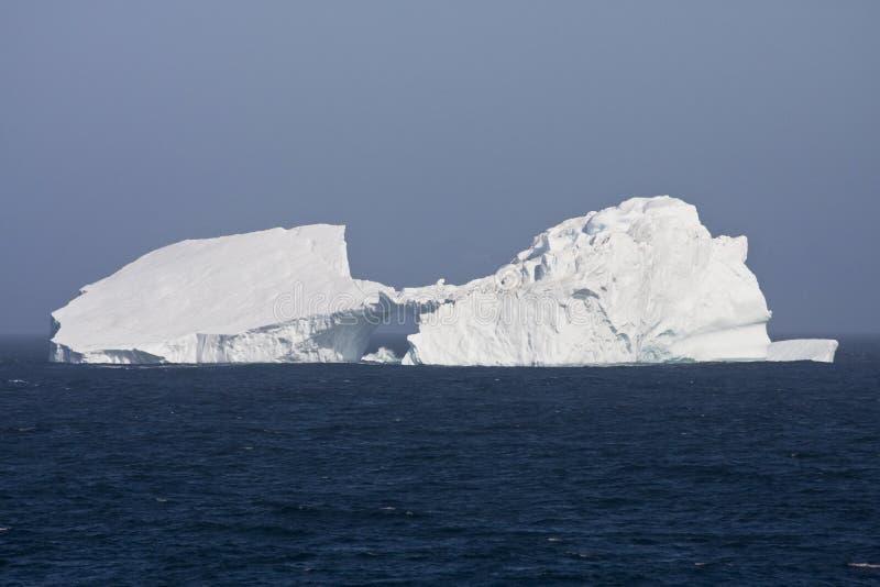Iceberg énorme photo libre de droits