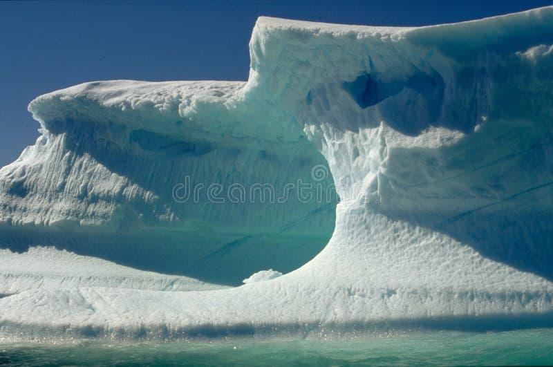 Iceberg foto de archivo