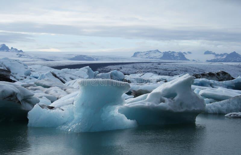 Iceberg imagens de stock