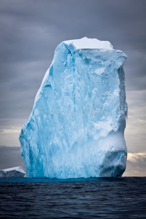 Iceberg antárctico fotos de stock royalty free