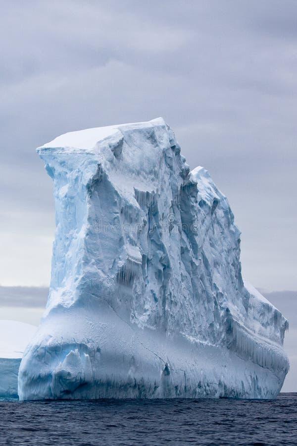 Iceberg antarctique images stock