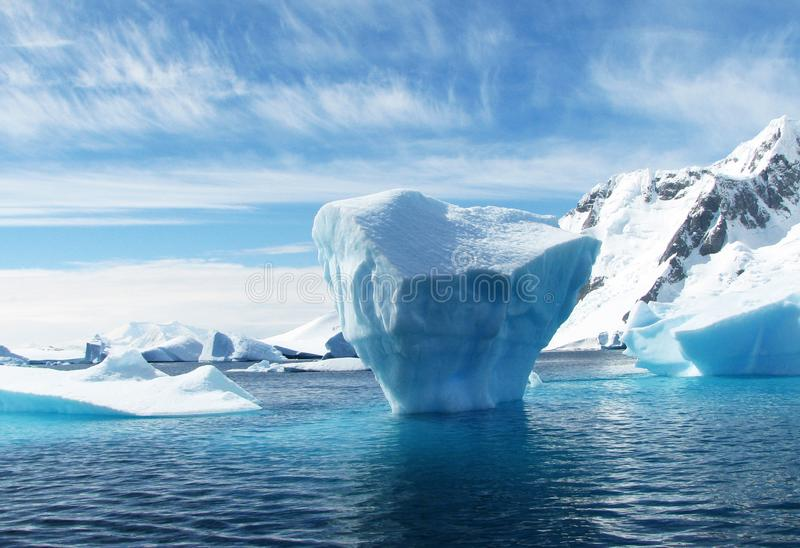 Iceberg, Arctic Ocean, Sea Ice, Glacial Lake stock images