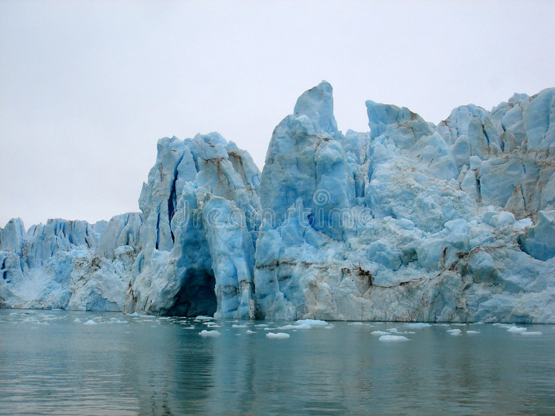Iceberg arctique photos stock