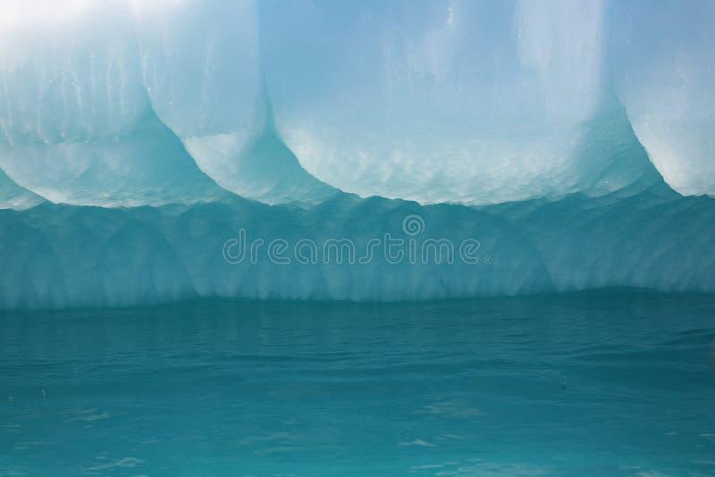Iceberg close up royalty free stock photos