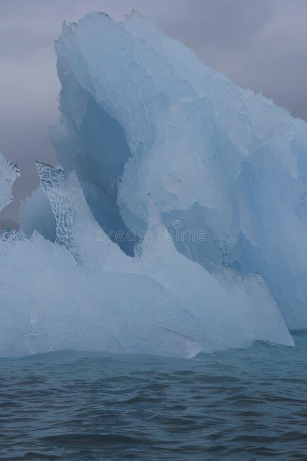 Iceberg Closeup Stock Images