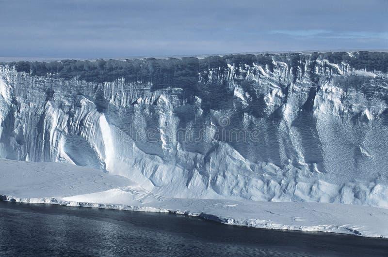 Iceberg Do Mar Da Antártica Weddell Fotos de Stock