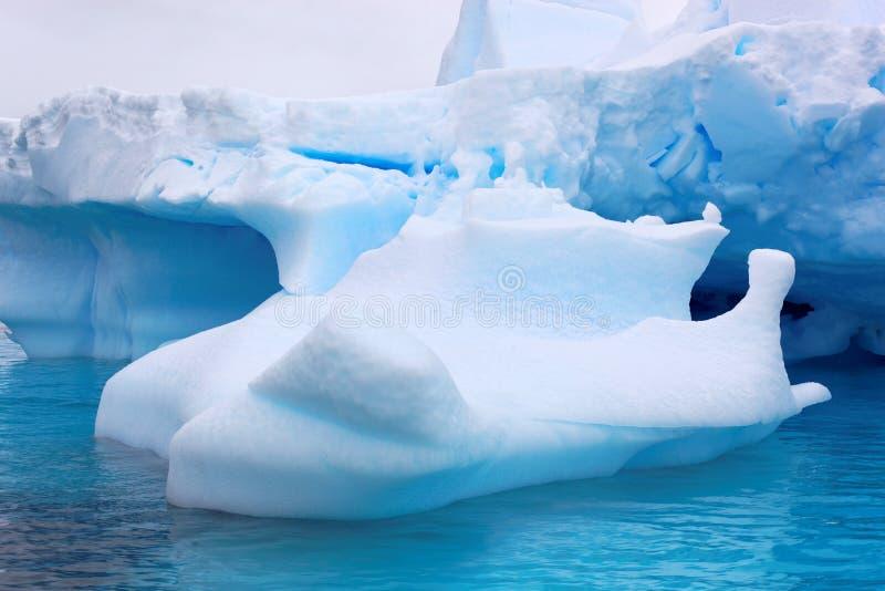 Iceberg en Antarctique photos stock