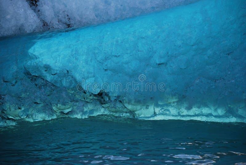 Iceberg in iceland stock photo