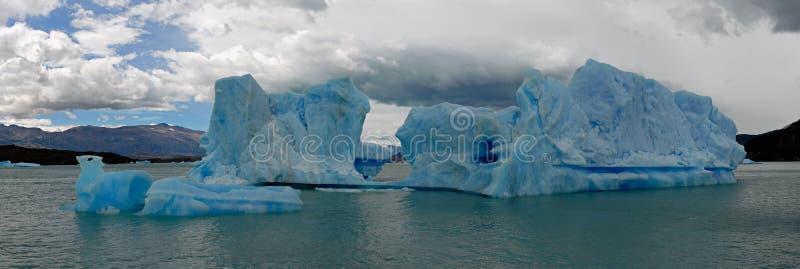Download Iceberg In Lake Argentino Near Upsala Glacier. Stock Image - Image: 4560125