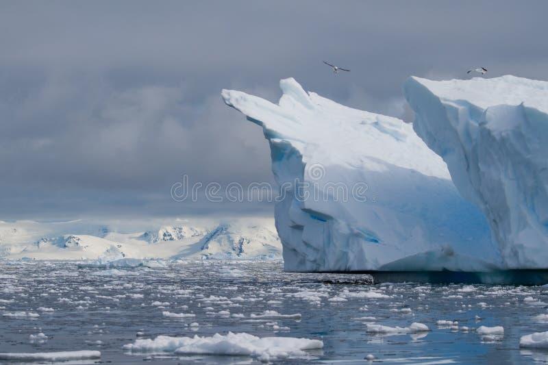 Download Iceberg scene stock photo. Image of iceberg, glacier - 18090610