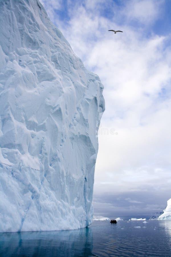 Iceberg - Scoresbysund - Groenlandia fotografia stock libera da diritti