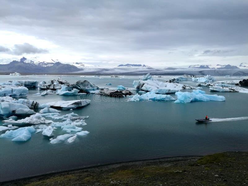 Iceberg, Sea Ice, Glacial Lake, Arctic Ocean royalty free stock photos