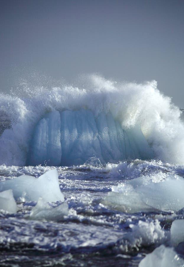 Iceberg sensacional imagenes de archivo