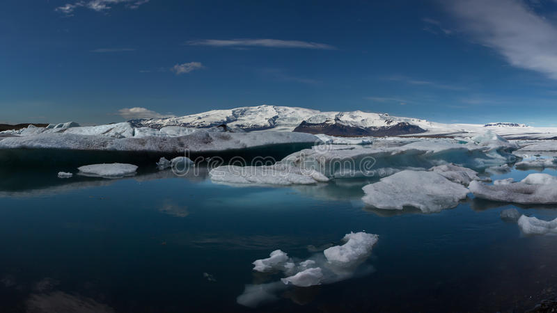 The Iceberg stock image