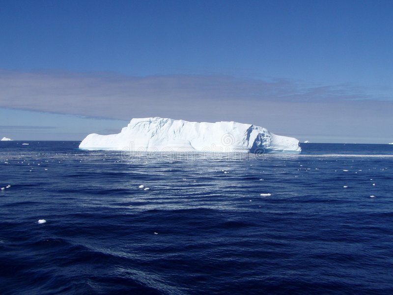 Iceberg VIII immagini stock libere da diritti
