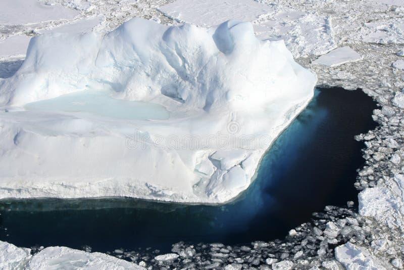 Download Icebergs on Antarctica stock image. Image of arctic, pole - 10523277